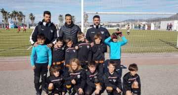 La Jornada 3 de la VIII Copa Federación Prebenjamín deparó 12 nuevos equipos clasificados