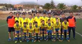Entrenador de equipo tinerfeño Infantil, a los aficionados: 'Si volvéis a insultar al árbitro, nos vamos del campo'