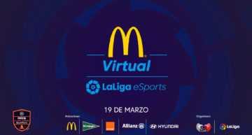 LaLiga anuncia oficialmente la McDonald's Virtual LaLiga eSports de FIFA 18