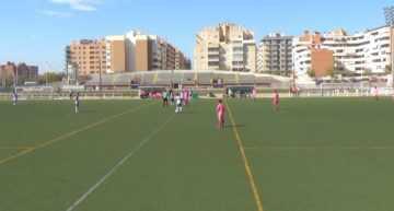 VÍDEO: El 'derbi' alicantino cayó del lado del Kelme CF en Liga Autonómica Cadete (1-0)