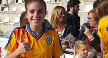 Noelia Ramos y Alejandra Serrano cuentan para la Selección Española Sub-19 Femenina en la Ronda Élite