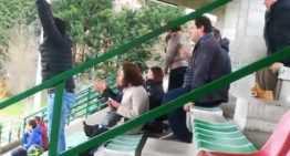 VIDEO: Bochornosos insultos machistas a una árbitra en un partido de cadetes disputado en Hernani