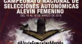 La FFCV ofrecerá en directo a través de 'streaming' todos los partidos de la Selección Femenina Sub-12 en Murcia