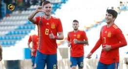 España Sub-21 mostró su poder ante Estonia y Carlos Soler asistió en el triunfo (3-1)