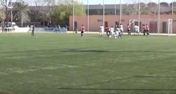 VÍDEO: Un gol de Molina frenó a Huracán y lo condena a la lucha por el descenso en Liga Nacional Juvenil (1-0)