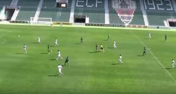 VÍDEO: El Elche se impuso al Ranero por la mínima en División de Honor Juvenil (1-0)