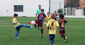 Agredir con un puñetazo a un árbitro en Ceuta 'sólo' cuesta 825 euros