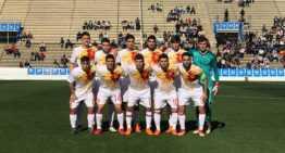 La España Sub-19 de Abel y Ferran se quedó a las puertas del Europeo tras caer ante Francia (2-4)