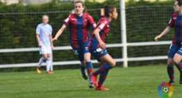 La Real Sociedad siguió en racha a costa de un Levante Femenino que se quedó sin premio (2-1)