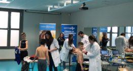 El CD Caxton College vuelve a innovar: primer colegio cardiosaludable en toda España