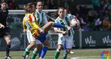 El empate sin goles deja las cosas como estaban entre Real Betis Féminas y VCF Femenino (0-0)