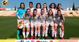 Pleno de triunfos para España Sub-17 Femenina tras derrotar a Dinamarca (1-0)