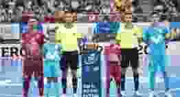 Carlos Rabadán cumplirá su sueño como árbitro: pitar una Copa de España de futsal