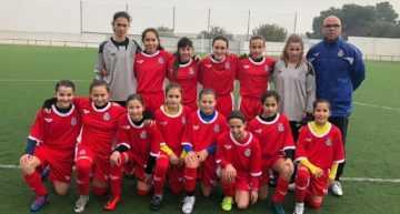 La Selección FFCV Sub-12 Femenina también jugará un amistoso en Villena el 6 de marzo