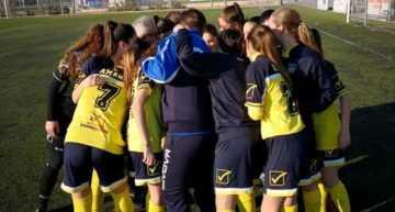 El Rafelbuñol CF presiona al SPA Alicante en la lucha por la liga en el Grupo 1 de Primera Regional Femenina