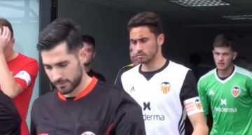 VIDEO: El Valencia Juvenil A de Mista recupera la segunda plaza en Juvenil División de Honor (4-2)