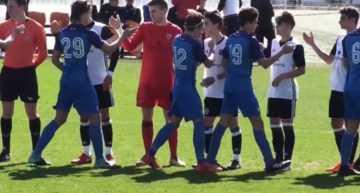 VIDEO: Triunfo del Cadete A del Valencia ante el San José para seguir intratable en Liga Autonómica (2-1)