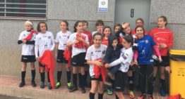 GALERÍA: El Club Esport Base Ontinyent Alevín/Benjamín, campeón de la Liga Femenino Base Grupo III