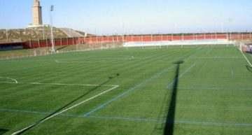 Un árbitro fue amenazado y perseguido tras suspender un partido de Alevines en A Coruña