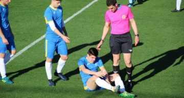 GALERÍA: El Silla CF Juvenil 'A' deja su racha de victorias en 16 partidos tras caer ante el Dragon Force (3-1)