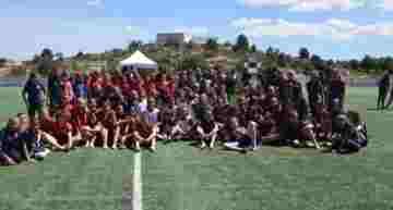 GALERÍA: Ribarroja acogió con gran éxito el II Torneo Solidario 'Col.labora en Femení'