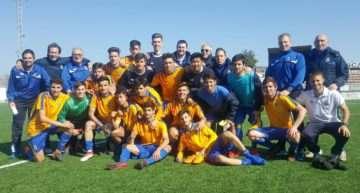 Última convocatoria de la Selección FFCV Sub-18 masculina antes de la Fase Final del Campeonato de España 2018