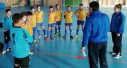Entrenamientos de las Selecciones FFCV de fútbol sala este domingo 15 de abril
