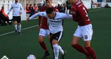 El Ontinyent tendrá que remontar en Pontevedra para conquistar la Copa RFEF (0-1)