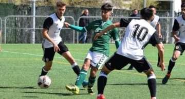 El Valencia Juvenil 'A' de Mista se medirá al Málaga en octavos de final de la Copa del Rey