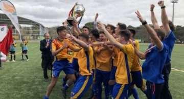 La Selección FFCV Sub-18 conquista el Campeonato de España con brillantez (3-0)