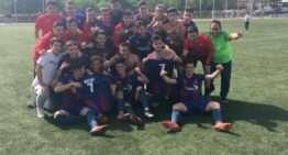 VIDEO: La UD Alzira culmina la temporada más difícil de su historia con un épico ascenso a División de Honor Juvenil