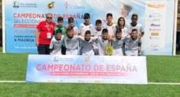 Triunfo ante Asturias para enjugar la derrota ante Aragón en el día de debut de los Alevines en el Nacional de Selecciones