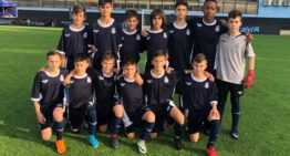 La Selección FFCV Sub-12, eliminada del Campeonato de España con dos victorias y dos derrotas