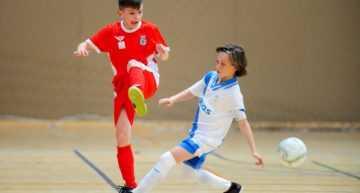 El fútbol sala base como escuela 'ideal' para los niños