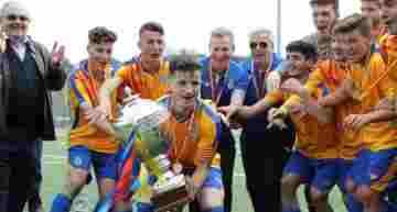 El 'doblete' de Campeonato de España corona definitivamente a la Generación del 2000