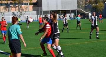 Levante y Aldaia se reparten puntos en un partido muy igualado en el Grupo 7 de Segunda División Femenina (1-1)