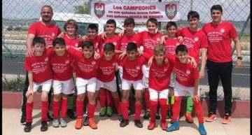 El Ciutat de Xàtiva triunfa en la Superliga Intercomarcal Alevín de Segundo Año