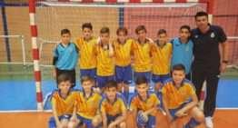 Las Selecciones FFCV Alevín e Infantil de fútbol sala siguen rodándose y ganaron dos amistosos ante Burriana y Onda