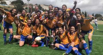 Un gol en la prórroga de Sara Martínez da el Campeonato de España a la Selección Valenciana Sub-18 (0-1)