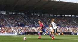 El Valencia dominó y se llevó el derbi ante el Levante en la Liga Iberdrola (0-1)