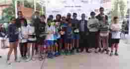 El Sporting Club de Tenis proclama a los ocho campeones del segundo torneo del Valencia Tennis Tour