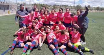 El Levante 'D' se impone al Real de Gandía y se proclama campeón del Grupo 2 de Primera Regional Femenina