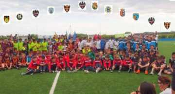 Primeros finalistas Benjamines confirmados para la VIII Copa Federación