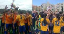 La Comunitat Valenciana manda en el fútbol juvenil con un histórico doblete en el Campeonato de España