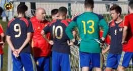 Poder 'groguet' con Aitor Gelardo y Germán Varela en la Selección Española Sub-16