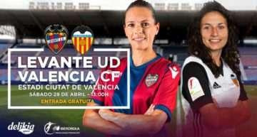 Confirmado: el derbi femenino entre Levante y Valencia se jugará en el Ciutat una temporada más