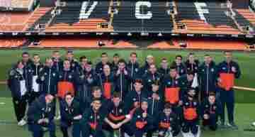 VIDEO: El Valencia CF Di coge moral para la tercera fase de LaLiga Genuine visitando Mestalla