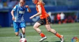 Esfuerzo sin premio del VCF Femenino ante el RCD Espanyol (0-0)