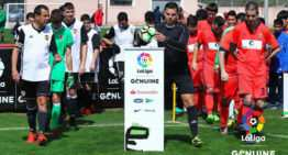 Buen papel de todos los equipos participantes en la tercera fase de LaLiga Genuine