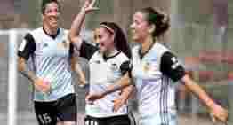 Al fin regresaron la victorias al VCF Femenino (4-1)